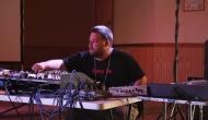 coloringpad @ the electro-musicfestival