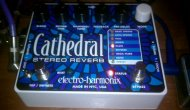 EHX Cathedral mod: infinite hold.